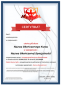certyfikat ics